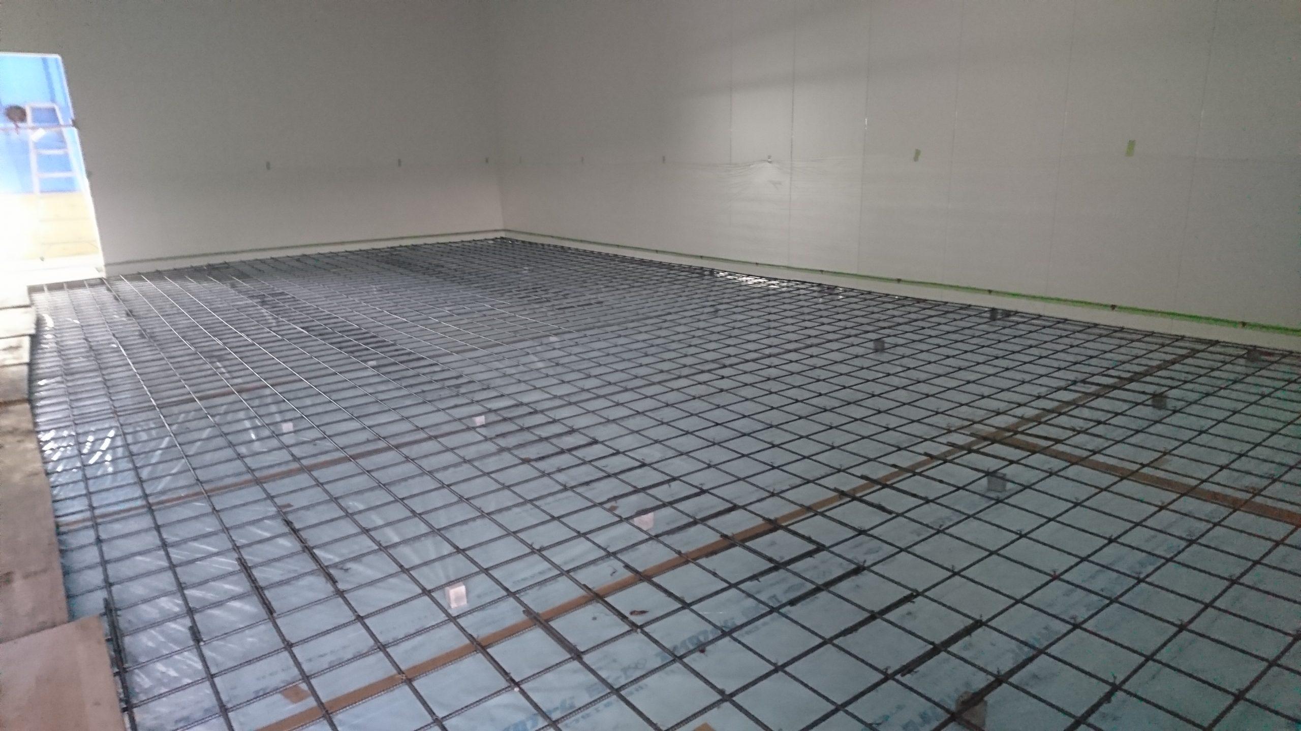 床 3種スタイロフォーム 厚さ20cm 防湿シート