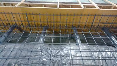 凍上防止管設置